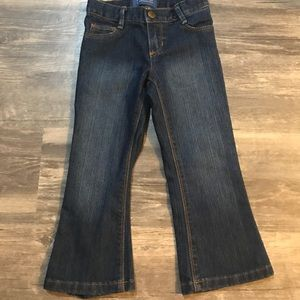 Old Navy Boot Cut Toddler Jeans